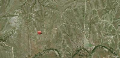 Elbert County Residential Lots & Land Under Contract: 29647 County Road 125