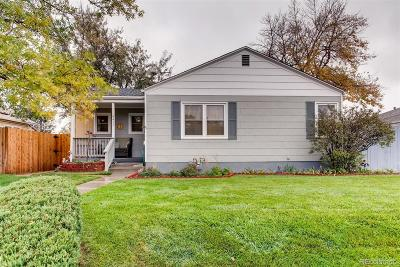 Englewood Single Family Home Active: 3311 South Logan Street