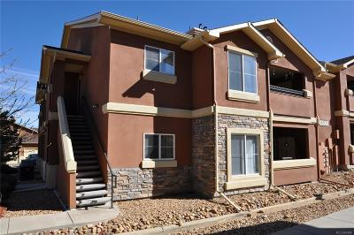 Highlands Ranch Condo/Townhouse Under Contract: 4502 Copeland Loop #103