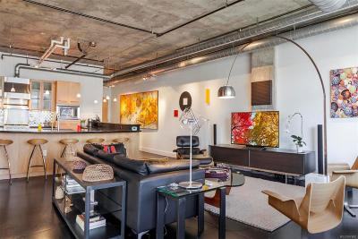 Denver Condo/Townhouse Under Contract: 2100 16th Street #508