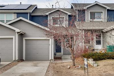 Northglenn Condo/Townhouse Under Contract: 11009 Gaylord Street