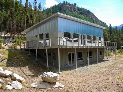 Leadville Single Family Home Under Contract: 356 & 350 Buckeye Creek Road
