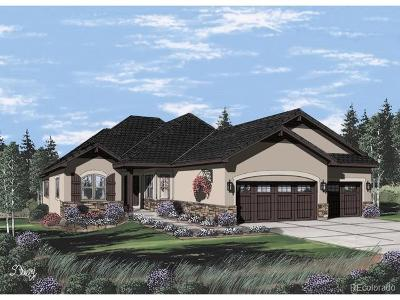 Larkspur CO Single Family Home Active: $698,000