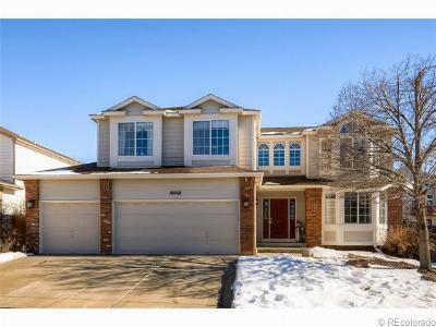 Single Family Home Sold: 10068 Silver Maple Road