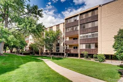 Denver Condo/Townhouse Active: 7040 East Girard Avenue #107