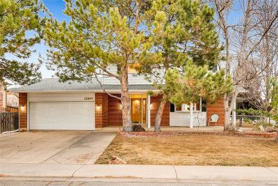 Arvada Single Family Home Under Contract: 13809 West 76th Avenue