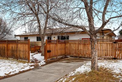 Boulder Single Family Home Under Contract: 710 35th Street