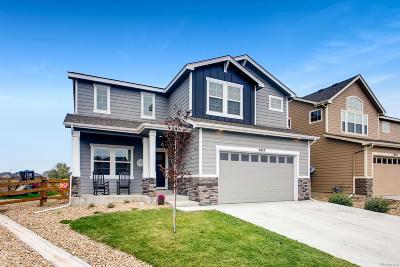 Loveland Single Family Home Under Contract: 3037 Zodiac Court
