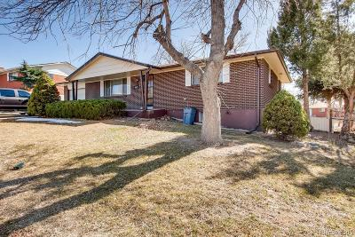 Single Family Home Active: 942 West 80th Avenue