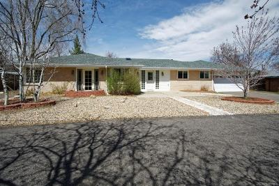 Lakewood Single Family Home Active: 10215 West Glennon Drive