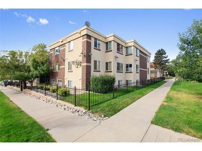 Denver Rental Active: 2345 Clay Street #205