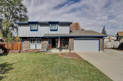 Jefferson County Single Family Home Under Contract: 7391 Otis Court