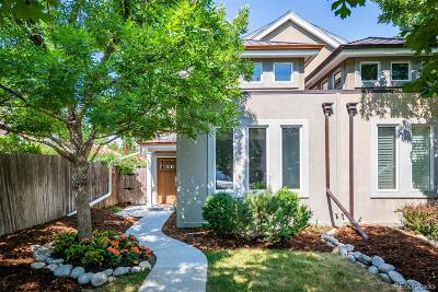 Cherry Creek, Cherry Creek East, Cherry Creek North, Cherry Creek South, Clayton Lane Condo/Townhouse Active: 215 Harrison Street