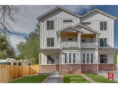 Arvada Multi Family Home Under Contract: 8000 Grandview Avenue