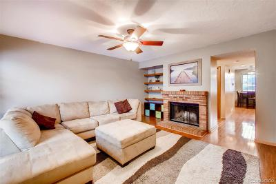 Northglenn Condo/Townhouse Under Contract: 11590 Community Center Drive #48