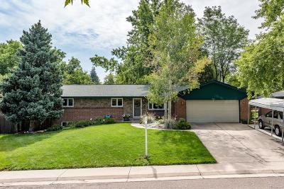 Lakewood Single Family Home Active: 12974 West 7th Place