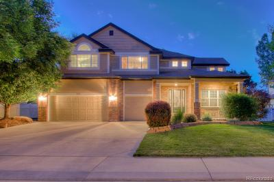 Longmont Single Family Home Under Contract: 3819 Florentine Circle