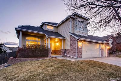 Littleton Single Family Home Active: 6527 South Robb Way