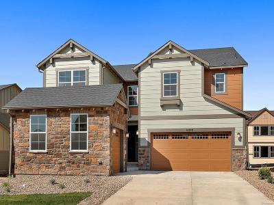 Littleton Single Family Home Active: 8295 Superior Circle