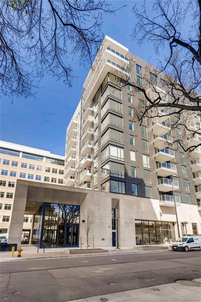 Cherry Creek Condo/Townhouse Active: 155 Steele Street #314