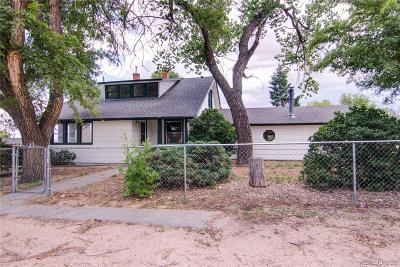 Peyton Single Family Home Active: 18415 Main Street