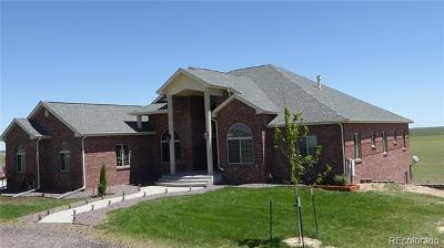 Byers Single Family Home Active: 5504 South Lilly Creek Court