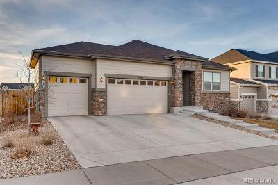 Aurora, Denver Single Family Home Active: 6185 South Ider Way