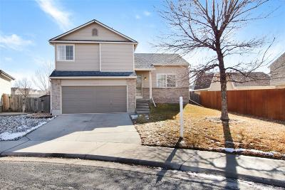Commerce City Single Family Home Active: 11639 River Run Circle