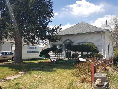 Englewood Single Family Home Active: 4157 South Acoma Street