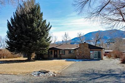 Salida Single Family Home Under Contract: 8144 West Highway 50