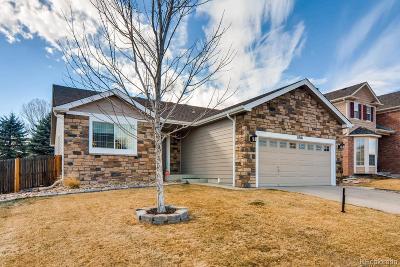 Thornton Single Family Home Active: 11381 Jersey Lane