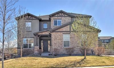 Broomfield Single Family Home Under Contract: 2661 Gray Wolf Loop