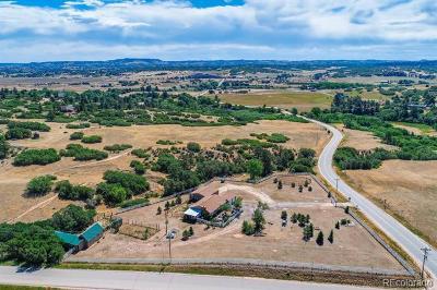 Douglas County Residential Lots & Land Active: 5227 Jackson Creek Road