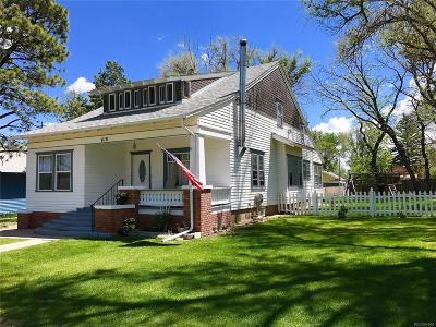 Elbert County Single Family Home Under Contract: 416 Pueblo Avenue