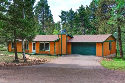 Conifer Single Family Home Active: 30806 Kings Valley Way