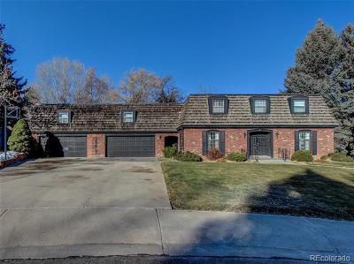 Longmont Single Family Home Active: 839 Briarwood Court