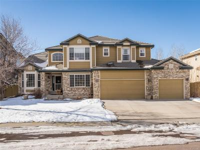 Boulder County Single Family Home Active: 3012 Mica Court