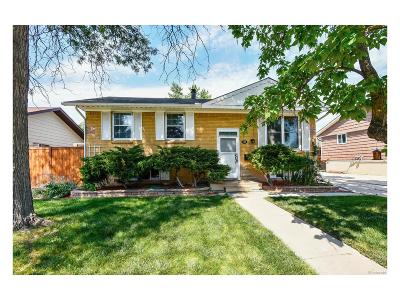 Broomfield CO Single Family Home Sold: $335,000