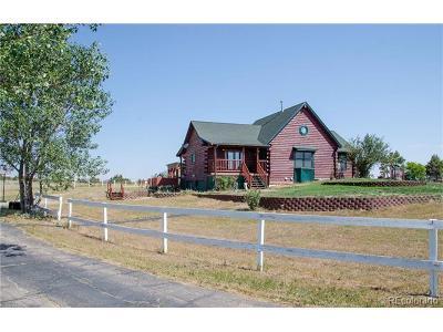 Elizabeth Single Family Home Active: 38782 Newport Lane