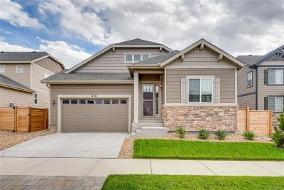 Littleton Single Family Home Active: 670 East Dry Creek Place