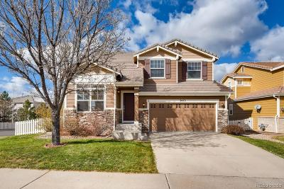 Castle Rock Single Family Home Under Contract: 3473 Brushwood Drive