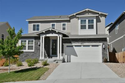 Castle Rock Single Family Home Active: 1800 Ghost Dance Circle