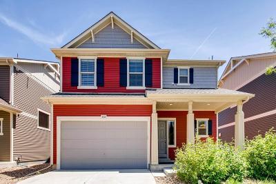 Denver Single Family Home Under Contract: 4728 Walden Way