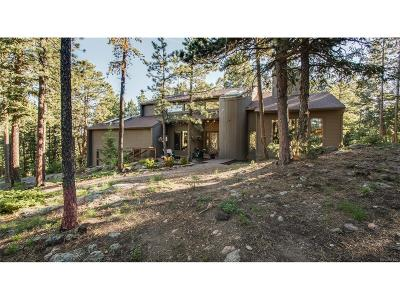 Evergreen Single Family Home Under Contract: 8782 Gray Fox Drive