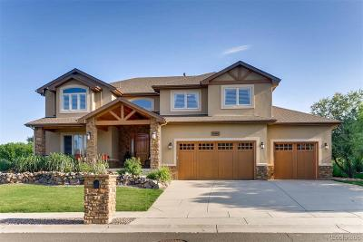 Broomfield Single Family Home Active: 13901 Gunnison Way