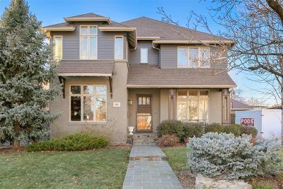Denver Single Family Home Active: 921 Olive Street