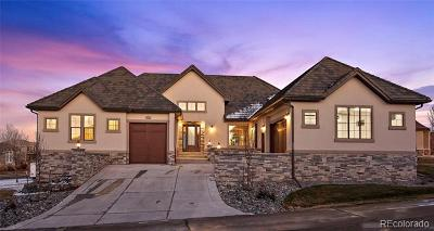 Longmont Single Family Home Active: 4146 Heatherhill Circle
