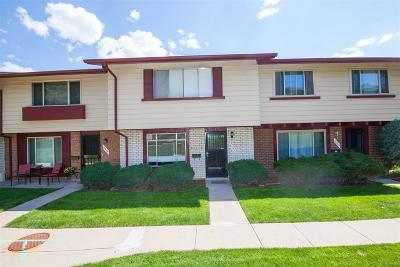 Lakewood Condo/Townhouse Active: 8371 West Virginia Avenue