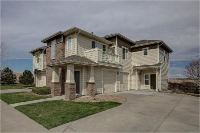 Thornton Condo/Townhouse Under Contract: 13171 Grant Circle #A
