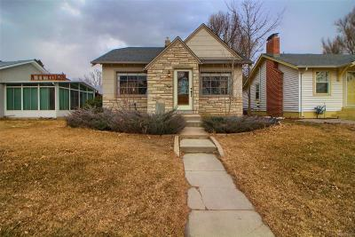 Single Family Home Under Contract: 2362 South Marion Street